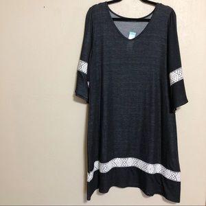 NWT Stitch Fix Loveappella Mia Embroidered Dress